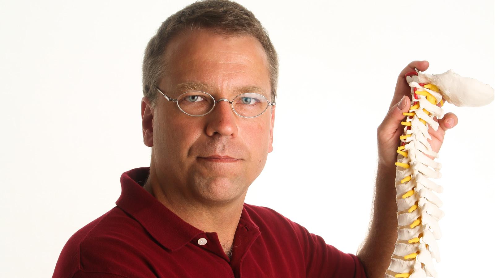 john harrysson kiropraktor
